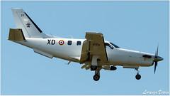(Sir George R. F. Edwards) Tags: avgeek plane planelover planespotter planespotting aviation aviationspotter aviationspotting airport canon 7dmarkii armée de lair socata tbm700a