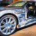 Aston Martin of 007 Quantum