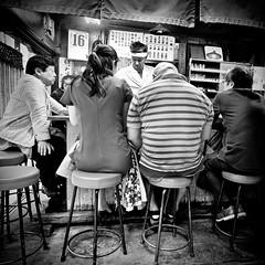 shinjuku, japan (michaelalvis) Tags: asia bw blackandwhite buildings candid city citylife fujifilm flickr fujicolor friends food family japan japon japanese japanesesigns kanji monochrome mono nihon nippon peoplestreet portrait people peoplestreets photography streetphotography streetlife street signs travel tokyo tourists urban shinjuku woman x70 happyplanet asiafavorites
