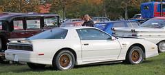 1987 Pontiac Firebird Trans Am GTO (crusaderstgeorge) Tags: cars crusaderstgeorge classiccars carmeet 1987pontiacfirebirdtransamgto 1987 pontiac firebird trans am gto whitecars white car cool