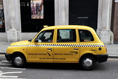LTI TX4 Taxi in New York Taxi livery (Ian Press Photography) Tags: london cab carriage car cars transport taxi taxis international lti tx4 new york livery