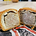 Melton Mowbray Pork Pie Stock Image