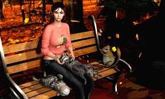 ♥ (♛Lolita♔Model-Blogger) Tags: lolitaparagorn palegirdproduction theark iconic luanesworld blog blogger blogs beauty bodymesh bento