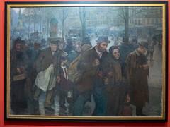 """Jules Adler : """"Les las"""" (bpmm) Tags: julesadler lapiscine roubaix art expo exposition musée peinture"""