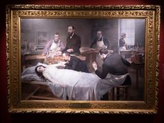 """Jules Adler """"La transfusion du sang de chèvre"""" (bpmm) Tags: julesadler lapiscine roubaix art expo exposition musée peinture"""