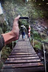 puente rodo bajo (Rodo Lucero) Tags: puente composición celular puebleando pueblos