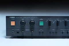 Yamaha C-4 Stereo Preamplifier (oldsansui) Tags: 1978 1970 1970s seventies audio classic receiver amp preamp tuner retro vintage sound hifi design old radio music yamaha audiophile analog technology electronics 70erjahre naturalsound
