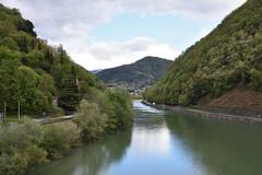 Serchio-Tal (grasso.gino) Tags: italien italy italia toskana toscana tuscany nikon d7200 fluss river tal valley serchio
