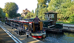 Caversham Lock 2 (david.bragg) Tags: caversham reading long boat lock river thames
