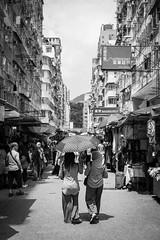 Street Scene (twomphotos) Tags: hong kong hongkong china city urban life skyscraper culture black white streetphotography people