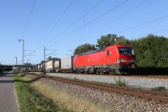 DB Cargo 193 311-8 Containerzug, Bruchsal (michaelgoll777) Tags: db vectron br193