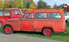 Volvo Duet Estate (crusaderstgeorge) Tags: cars crusaderstgeorge classiccars carmeet volvo volvoduetestate duet estate