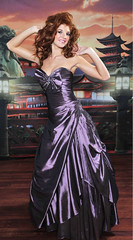 6425785381_f093dbe486_o (merchant2046) Tags: leather taffeta prom dress strapless gown corset history historical period drama