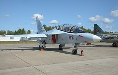 Yakovlev Yak-130 Mitten (Boushh_TFA) Tags: yakovlev yak130 mitten як130 rf44450 02 russian air force военновоздушные cилы россии army 2018 kubinka кубинка uumb moscow oblast моско́вская о́бласть russia росси́я nikon d600 nikkor 24120mm f4 vr