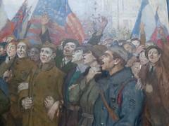 """Jules Adler : """"L'Armistice"""" (bpmm) Tags: julesadler lapiscine roubaix art expo exposition musée peinture"""