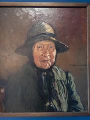 """Jules Adler : """"Portrait de Ludivine Houillon"""" (bpmm) Tags: julesadler lapiscine roubaix art expo exposition musée peinture"""