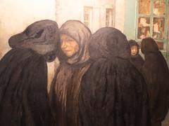 "Jules Adler : ""Deuil en Limousin"" (bpmm) Tags: julesadler lapiscine roubaix art expo exposition musée peinture"