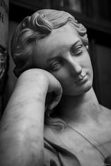 Minster Portrait II (Hector Patrick) Tags: flickrelite fujifilmxh1 lightroom northyorkshire york yorkminster yorkshire portrait sculpture blancoynegro noiretblanc bnw absoluteblackandwhite mono