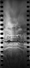 2441 Anomaly Ex HP5 Ondu Pano (Monobod 1) Tags: ondu 135 panoramic expired ilford hp5 rodinal pinhole lensless epsonv800