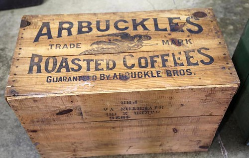 Arbuckles Roasted Coffees Crate ($112.00)