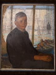 """Jules Adler """"Le mousse"""" (bpmm) Tags: julesadler lapiscine roubaix art expo exposition musée peinture"""