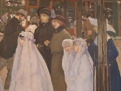 """Jules Adler : """"Les communiantes"""" (bpmm) Tags: julesadler lapiscine roubaix art expo exposition musée peinture"""