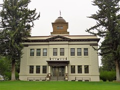 White Pine County Courthouse (Larry Myhre) Tags: whitepinecounty courthouse building historic ely nevada