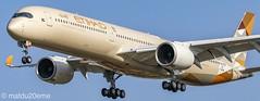 Airbus A350-1000 / Etihad Airways (matdu20eme) Tags: spotting spotter planespotting planespotter plane toulouse airline airliner aircraft airplane aviation airbusa350 a350 airbus etihad