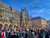 Marienplatz & the Mariensäule (FotoFling Scotland) Tags: germany marienplatz munich themariensäule