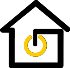 HIAF19_House_BlacknGold (xafoafxt23) Tags: hiaf home in a flash realestate homeinaflashphotos homeinaflash logos watermarks icons brand branding