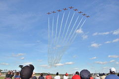 Snowbirds (6 Photography) Tags: airshow london 2019 royal canadian forces snowbirds