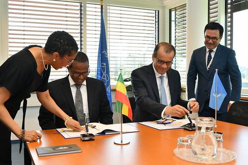 Additional Protocol Signing Ethiopia (01118093)
