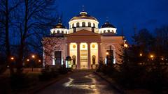 Софийский собор в Царском селе (Yuriy Kuzmenok) Tags: собор здание архитектура