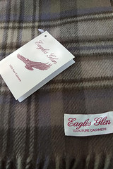 Eagles Glen Scarf 001 (Peony Cottage Boutique) Tags: cashmere scarf scarves scotland purecashmere fashion beautiful gift tartan plaid check