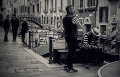 afternoon conversations (I m Peace) Tags: venice travel afternoon citta city people street venezia italia