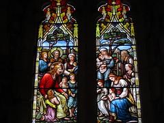IMG_7098 (belight7) Tags: st giles uk heritage church england bucks stoke poges stained glass windows stokepoges