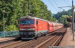480 010-4 DB Cargo Romania (mureseanu_976) Tags: lema tm trans montana softronic craiova romania abb asea brown boveri asynchron locomotive railroad vehicle train outdoor db cargo deutsche bahn rot rumanien ungarn 6000 kw 6 axles achsig osii 480010 4800104 tals azomures chimpex fosfati phosphate ameropa