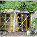Japanese Imperial Army tunnel entrance to caves