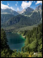 Tovel (Enrico Moser #busy#on/off#) Tags: trentino montagna mountain mountains dolomiti estate summer verano laghi lakes
