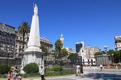 Plaza de Mayo, Buenos Aires, Argentina (Neil M Holden) Tags: plazademayo buenosaires argentina city worldtrekker