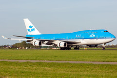 PH-BFI Boeing 747-406(M) KLM Royal Dutch Airlines (Andreas Eriksson - VstPic) Tags: phbfi boeing 747406m klm royal dutch airlines 888 from hong kong