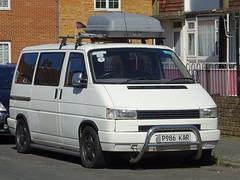 1996 Volkswagen Transporter T4 Camper Van (Neil's classics) Tags: 1996 volkswagen transporter camper van t4 vw camping motorhome autosleeper motorcaravan rv caravanette kombi mobilehome dormobile