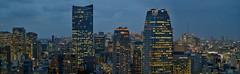 Vistas desde la Torre de Tokio. (Luis Pérez Contreras) Tags: viaje japón japan trip 2019 olympus m43 mzuiko omd em1x wanderlust travel tokio tokyo torre de tower 東京タワー tōkyō tawā panorama panorámica