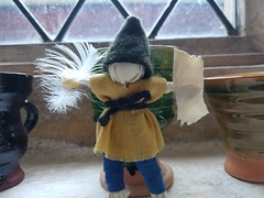 Photo of Hunting the dolls in the Tenby Tudor Merchant's House
