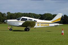 G-GUAR Piper PA-28-161 Cherokee Warrior II cn 28-7816576 Sywell 01Sep19 (kerrydavidtaylor) Tags: orm egbk sywellaerodrome northamptonshire pa28cherokee
