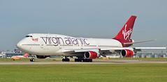 Virgin Atlantic G-VAST (jamesEGGD) Tags: virginatlantic gvast boeing b747 b747400 man