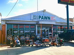 Uncle Dan's Pawn Garland (uncledanspawn) Tags: uncle dans pawn shops garland