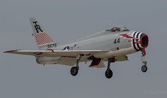 Sabre rattling in a Fury (nxgphotos) Tags: airventure eaa northamericanfj4bfury osh19 oshkosh usnavy warbird