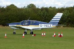 G-HELA SOCATA TB10 Tobago cn 135 Sywell 01Sep19 (kerrydavidtaylor) Tags: orm egbk sywellaerodrome northamptonshire
