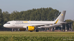 Vueling A320N (Ramon Kok) Tags: a20n a320200neo a320neo ams avgeek avporn airbus airbusa320200neo airbusa320neo aircraft airline airlines airplane airport airways amsterdam amsterdamairportschiphol aviation ecncs eham holland schiphol schipholairport thenetherlands vlg vy vueling hoofddorp noordholland nederland